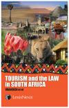 Tourism and the Law in South Africa cover