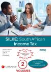 SILKE: South African Income Tax 2016 cover