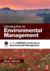 Introduction to Environmental Management cover