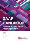 GAAP Handbook 2019 Volumes 1 and 2 (CRC) cover