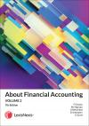 About Financial Accounting Volume 2 cover