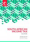 South African Income Tax Guide 2019 cover