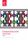Fundamentals of South African Trust Law cover