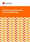 Corporate & Personal Financial Planning 2021 cover