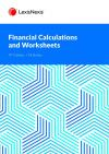 Financial Calculations and Worksheets 4 ed cover