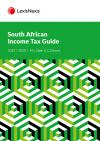 South African Income Tax Guide 2020 cover