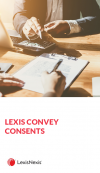 eLearning: Lexis Convey Consents Training Content cover