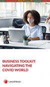 eLearning: Business Toolkit: Navigating the COVID World cover