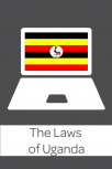 The Laws of Uganda cover