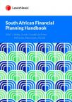 South African Financial Planning Handbook 2021 cover
