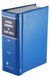 Aviation Legislation Service Volume 2, 3, 3A, 4 and 4A cover