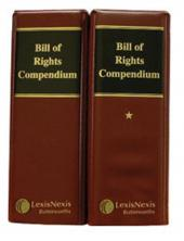 Bill of Rights Compendium cover