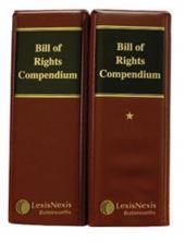 Bill of Rights Compendium cover