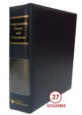 Forms and Precedents 27 Vol set cover