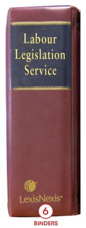 Labour Legislation Service cover