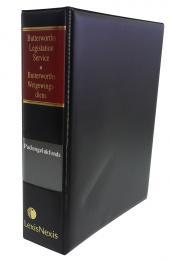 Butterworths Wetgewingsdiens, Padongelukfondswet, No. 56 van 1996 cover