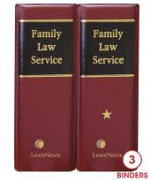 Family Law Service cover