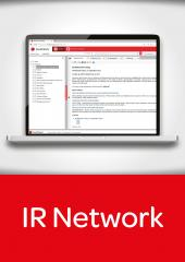 IR Network cover