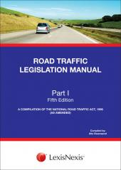 Road Traffic Manual Part 1: Fifth Edition cover