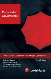Corporate Governance – An Essential Guide for South African Companies cover