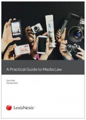 A Practical Guide to Media Law cover