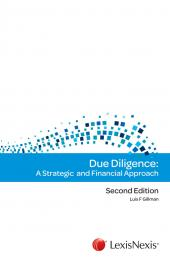Due Diligence: A Strategic and Financial Approach Second edition cover