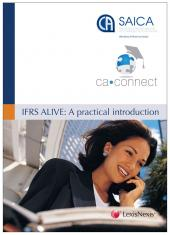 IFRS ALIVE:A PRACTICAL INTRO 2 cover