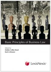 Basic Principles of Business Law Second Revised cover