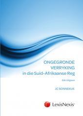 ONGEGRONDE VERRYKING IN DIE SA REG 2UIT cover
