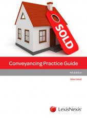 The Conveyancing Practice Guide cover