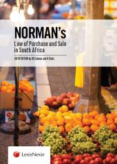 ONLINE NORMANS LAW PURCHASE SA cover