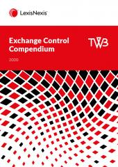 Exchange Control Compendium 2019 cover