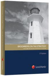 Broomberg on Tax Strategy 5 ed cover