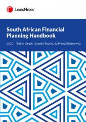 South African Financial Planning Handbook 2018 cover