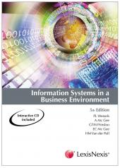 Information Systems in a Business Environment cover