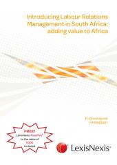 Introducing Labour Relations Management in South Africa cover