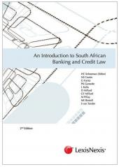 Introduction to SA Banking and Credit Law cover