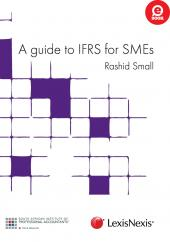 A Guide to IFRS for SMEs cover