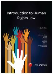 Introduction to Human Rights Law Second edition cover