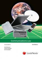 Communications Law cover