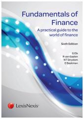 Fundamentals of Finance 6th edition cover