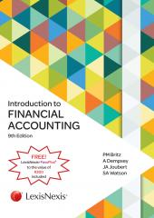 Introduction to Financial Accounting cover