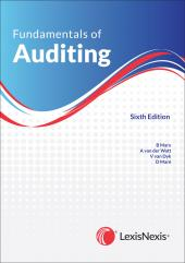 Fundamentals of Auditing cover