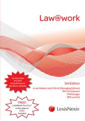 Law@work 3ed cover