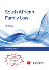 South African Family Law cover