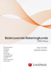 Beskrywende Rekeningkunde - IFRS Fokus 25 uitgawe cover