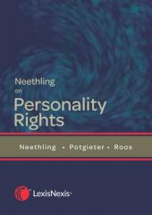 Neethling on Personality Rights cover