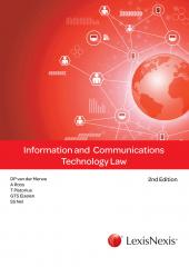 Information and Communications Technology Law cover