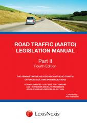 Road Traffic Manual Part 2 cover