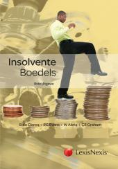 Insolvente Boedels 8ste uitgawe cover